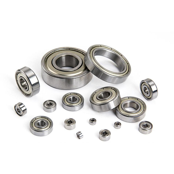 High precision, high stability, low noise thin Ball bearings