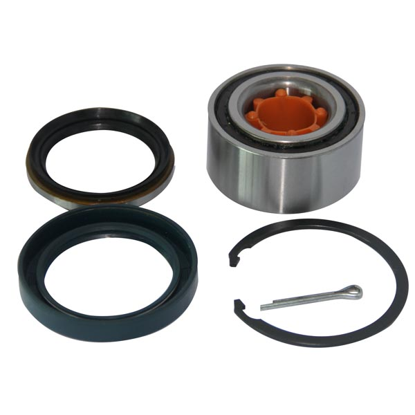 Self-lubricating plain bearings